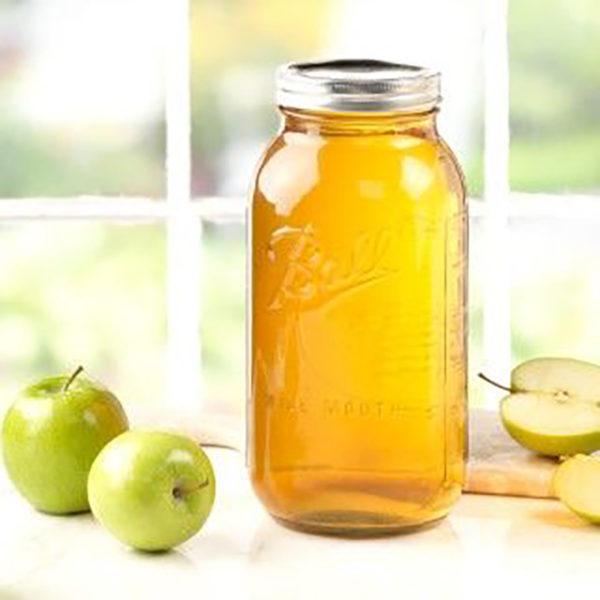 Mason jar half gallon