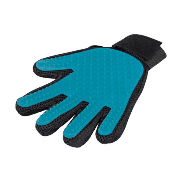 älsvårdshandske, höger, 16x24 cm, blå