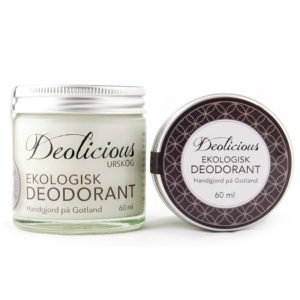 Deolicious ekologisk deodorant
